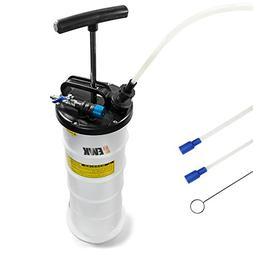 EWK Pneumatic Manual 6.5L Oil Extractor Pump Vacuum Fluid Ev