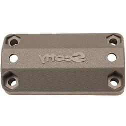 Scotty #242 Rail Mount Adapter for Side Deck Mount