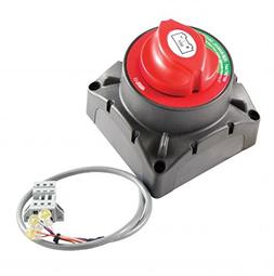 BEP Remote Operated 500 Amp Battery Switch with Optical Sens