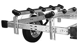 CE Smith Roller Bunk- Replacement Parts and Accessories for