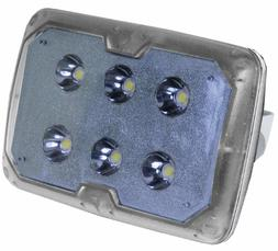 Taco Metals 6W LED Spreader Light with Stainless Steel Adjus