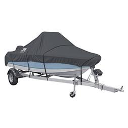 Classic Accessories StormPro Heavy Duty Boat Cover for Cente