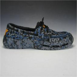 Soft Science The Fin 2.0 Mens Fishing Boat Shoes - Navy Digi