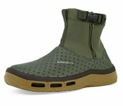 SoftScience The Fin Boot Men's Boating/Fishing Boots Sage 7