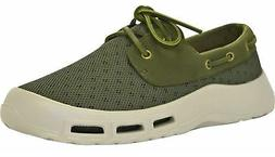 Soft Science The Fin MB0005SAG~Sage Green~Boat Shoes~RRP £6