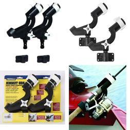 Twin Pack Fishing Rod Holders Stand For Boats Pontoon Kayak