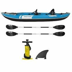 Driftsun Voyager 2 Person Inflatable Kayak - Complete with A
