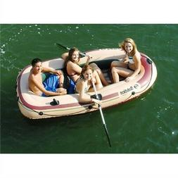 Solstice by Swimline Voyager 4-Person Boat