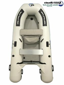 Inflatable Sport Boats - White Marlin 9.8ft - Air Floor - Di