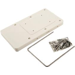 Motorguide Xi5 Quick Release Bracket, Comp., White Model 8M0